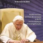 Dia Mundial das Comunicações Sociais é lembrado em Missa