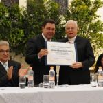 Paróquia Santa Rita recebe diploma de Honra ao Mérito