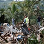 Papa reza por vítimas de furacão na América Central