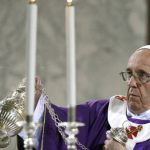 Fevereiro-março: as celebrações de Francisco
