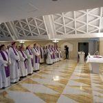 Francisco: confessionário não é lavanderia onde se tiram manchas