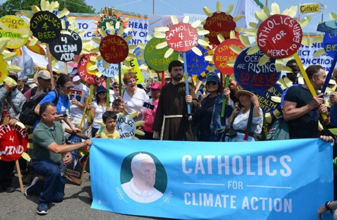 1 milhão de católicos com a Laudato Si. Seja um deles! « Paróquia ...