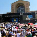 Mensagem do Papa e Missa Solene marcam Jubileu dos 300 anos de Aparecida