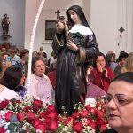 Festa em homenagem a nossa Padroeira Santa Rita de Cássia