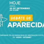 Nesta quinta, 20 de setembro, CNBB promove debate entre os presidenciáveis na TV