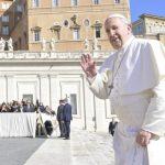 """Papa na audiência: """"Jesus e seu Reino vêm a nós todos os dias"""""""