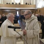 Papa: memória, esperança e paciência indicam o futuro