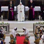 Discurso do Papa aos bispos, clero, religiosos e catequistas de Moçambique