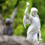 Virtude: anjos da fortaleza na tribulação